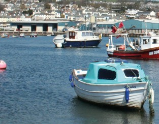 Devon harbour